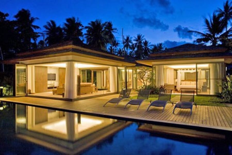 DHEVATARA RESIDENCE AND COVE, KOH SAMUI